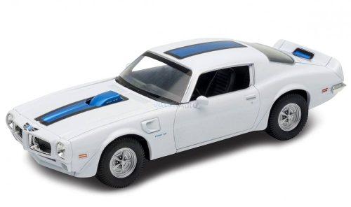 Welly 1:24 Pontiac Firebird Trans-Am (1972) sportautó 24075